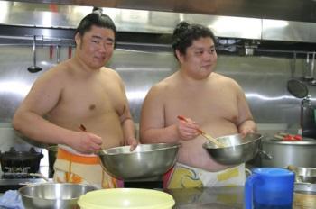 chankonabe sumo stable Chankonabe