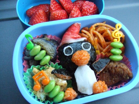 character bento 3 Japanese Bento Box Lunches