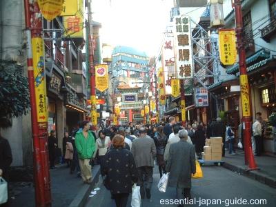 chukagai 2 Yokohama Chinatown (Chukagai)