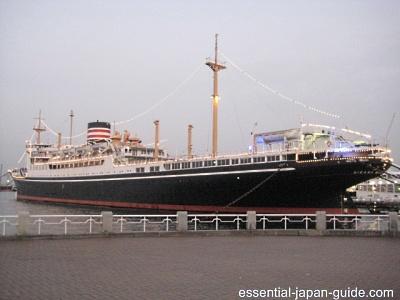 hikawamaru 2 Hikawa Maru