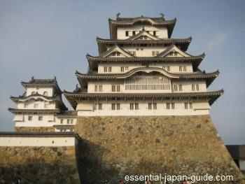 himeji castle 1 Himeji Castle