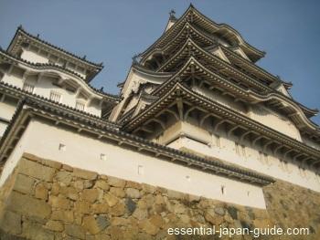 himeji castle 2 Himeji Castle