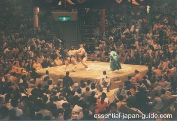 japan sumo wrestling 1 Japan Sumo Wrestling