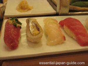 japan sushi nigirizushi Essential Japan Sushi Guide