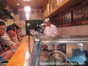 japan sushi tsukiji Essential Japan Sushi Guide