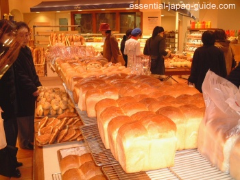japanese bread 1 Japanese Bread Bakeries