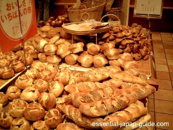 japanese bread 3 Japanese Bread Bakeries