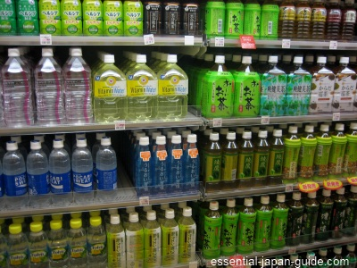 japanese konbini drinks 1 Japanese Convenience Stores