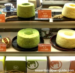 japanese rice cake Japanese Cake