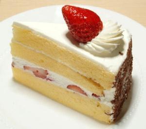 japanese strawberry shortcake Japanese Cake