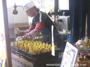 kawagoe penny candy lane 1 Kawagoe Japan Guide