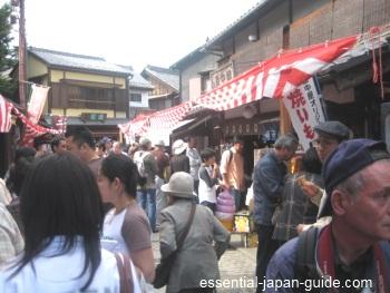 kawagoe penny candy lane Kawagoe Japan Guide