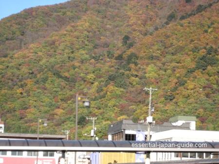 kinugawa onsen Nikko Travel Guide