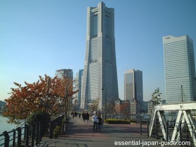 landmarktower 1 Minato Mirai 21 Guide