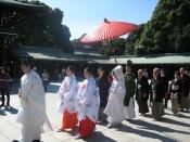 meiji jingu 1 Meiji Jingu Shrine