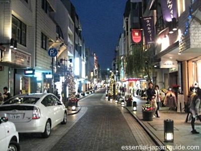 Yokohama Motomachi Shotengai   Konnichiwa