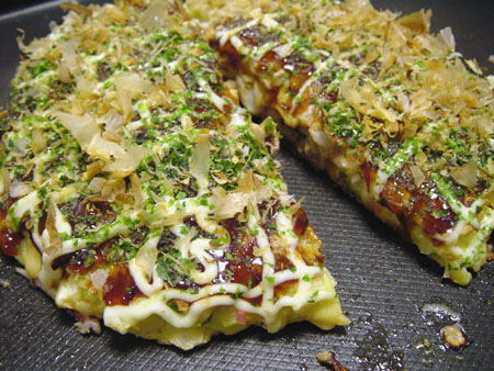 Japanese Pancakes (Okonomiyaki) Recipes — Dishmaps