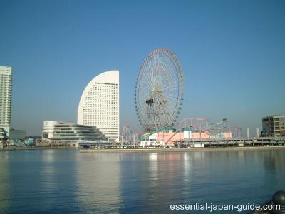 pacifico yokohama 1 Minato Mirai 21 Guide