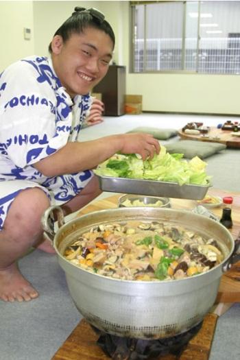 sumo chankonabe Chankonabe