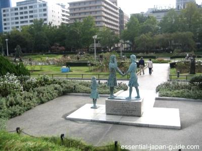 yamashita park 3 Yamashita Park (Yamashita Koen)