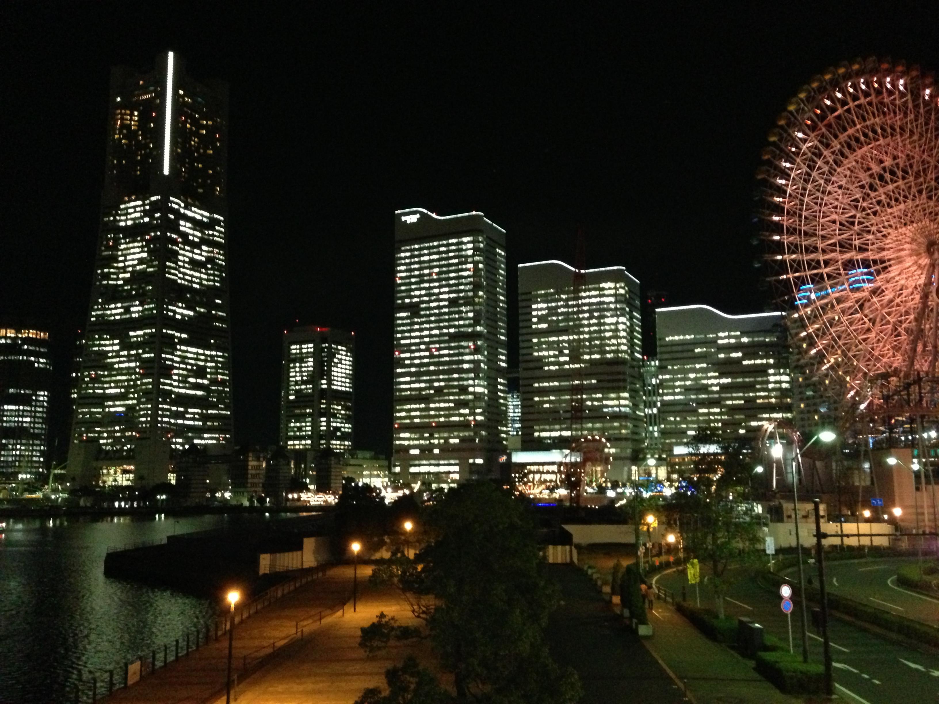 IMG 0267 Minato Mirai at Night